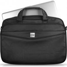 NOD LB-115 Urban Design 15.6'' Τσάντα Laptop Black