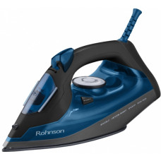 ROHNSON R-394 Σίδερο ατμού Black/Blue