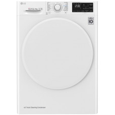 LG RC80U2AV0Q Στεγνωτήριο White