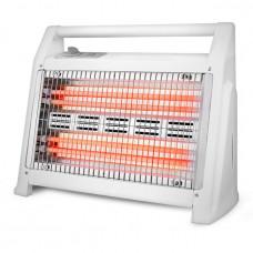 LIFE Q-HEAT Quartz heater 1200w Θερμάστρα Χαλαζία White