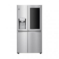 LG GSX961NSCZ Ψυγείο Ντουλάπα Inox