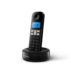 PHILIPS D1611B/34 Ασύρματο Τηλέφωνο Black