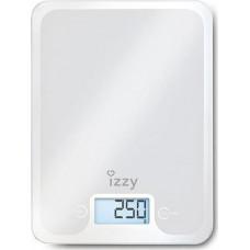 IZZY IZ-7004 La Crema Ζυγαριά Κουζίνας White