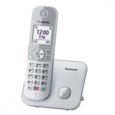 PANASONIC KX-TG6851JTS Ασύρματο Τηλέφωνο Silver