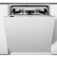 WHIRLPOOL WIC 3C33 PFE Πλυντήριο πιάτων Inox
