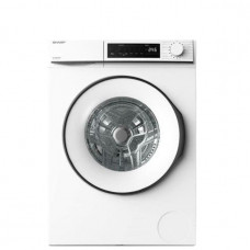 SHARP ES-NFB 8141 WD Πλυντήριο Ρούχων White