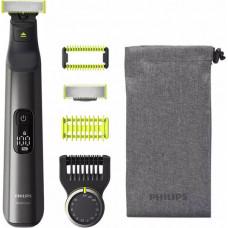 PHILIPS One Blade Pro QP6550/15 Ξυριστική Μηχανή Προσώπου Grey