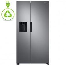 SAMSUNG RS67A8811S9/EF Ψυγείο Ντουλάπα Inox