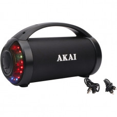 AKAI ABTS-21H Bluetooth Ηχείο Black