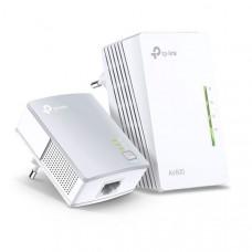 TP-LINK WPA4220KIT v5.0 Powerline Extender Starter Kit White