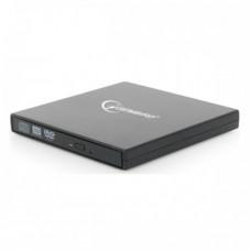 GEMBIRD DVD-USB-02 Εξωτερικό USB DVD Drive Black