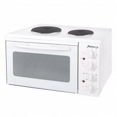 FANCY 0003 Ηλεκτρικό Φουρνάκι White