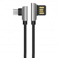 HOCO U42 Καλώδιο DataCable USB σε Micro-USB 1.2m Black