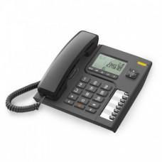 ALCATEL Temporis 76 Σταθερό Τηλέφωνο Black