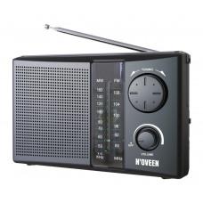 NOVEEN PR450 Φορητό Ραδιόφωνο Black