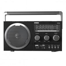 NOVEEN PR750 5W Φορητό Ραδιόφωνο Black