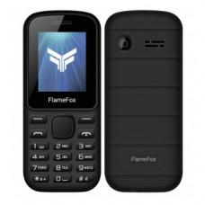 FLAMEFOX EASY4 Κινητό Τηλέφωνο Black