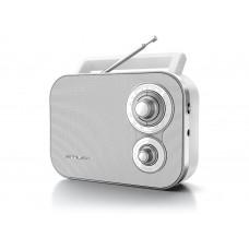 MUSE M-051RW Ραδιόφωνο White