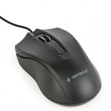 GEMBIRD MUS-3B-01 Mouse Black