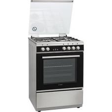 HYUNDAI HCG19-65L631E/X Κουζίνα αερίου Inox