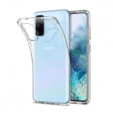 Θήκη Σιλικόνης για Samsung Galaxy A41 Διάφανη