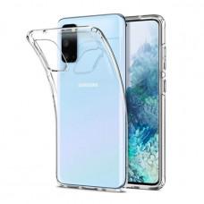 Θήκη Σιλικόνης για Samsung Galaxy A21S Διάφανη