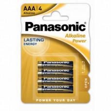 PANASONIC LR3APB/4BP Alcaline Power AAA 1.5V Μπαταρίες