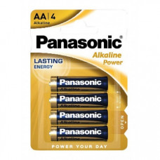PANASONIC LR6APB/4BP Alcaline Power AA 1.5V Μπαταρίες