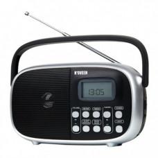 NOVEEN PR850 Φορητό Ραδιόφωνο Black