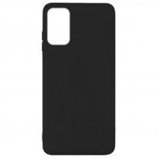Θήκη Σιλικόνης Soft Back Cover για Samsung Galaxy A02s Black