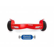 NILOX Doc 2 Plus (30NXBK65BWN07) Hoverboard Red