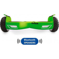 NILOX Doc 2 Plus (30NXBK65BWN06) Hoverboard Green