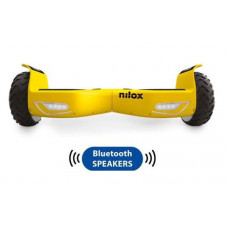 NILOX Doc 2 Plus (30NXBK65BWN03) Hoverboard Yellow