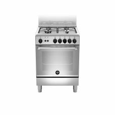 LA GERMANIA AMN6 40 81 D X Κουζίνα αερίου Inox