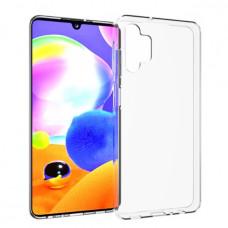 Θήκη Σιλικόνης για Samsung Galaxy A32 5G Διάφανη