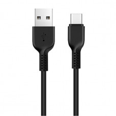 HOCO X20 Καλώδιο Flash USB σε Type-C 3m Black